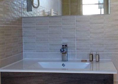 Salle de bain - Le Ménil