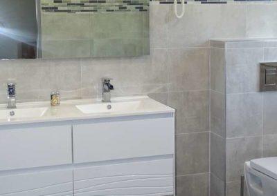 Salle de bain - Les Libergeons
